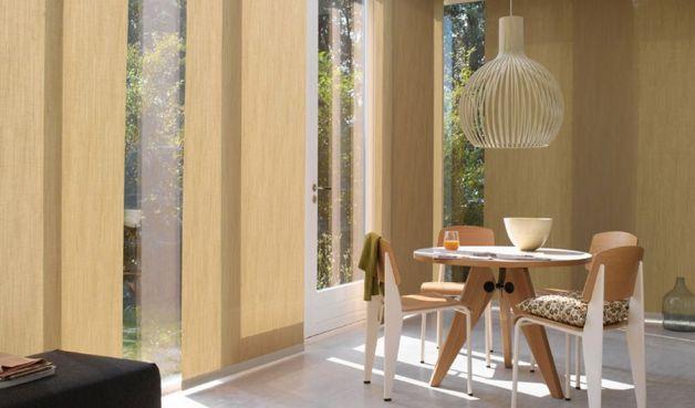 a panel orient bambu